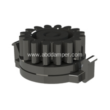 100% Original Factory for Hinge Dampers Small Soft Closing Rotary Damper For Auto Ashtray supply to United States Factories